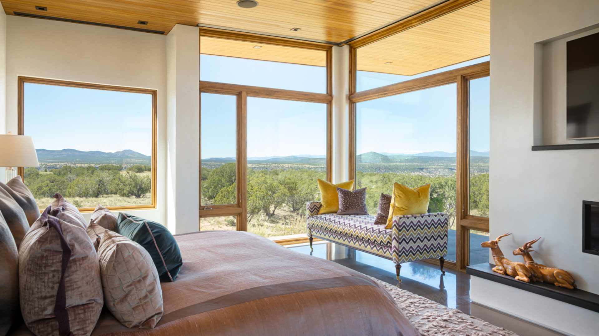 Mid Century Mid Century Modern Prull Builders In Santa Fe New Mexico