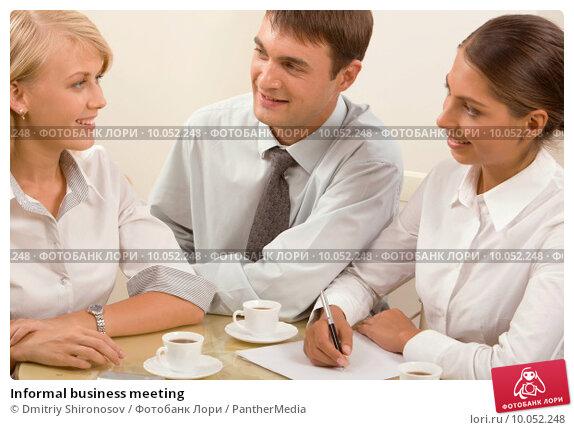 Informal business meeting / Dating in essex uk