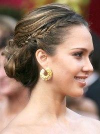 Celebrity Hair Trends: Chignon  Destin Beach Weddings in ...