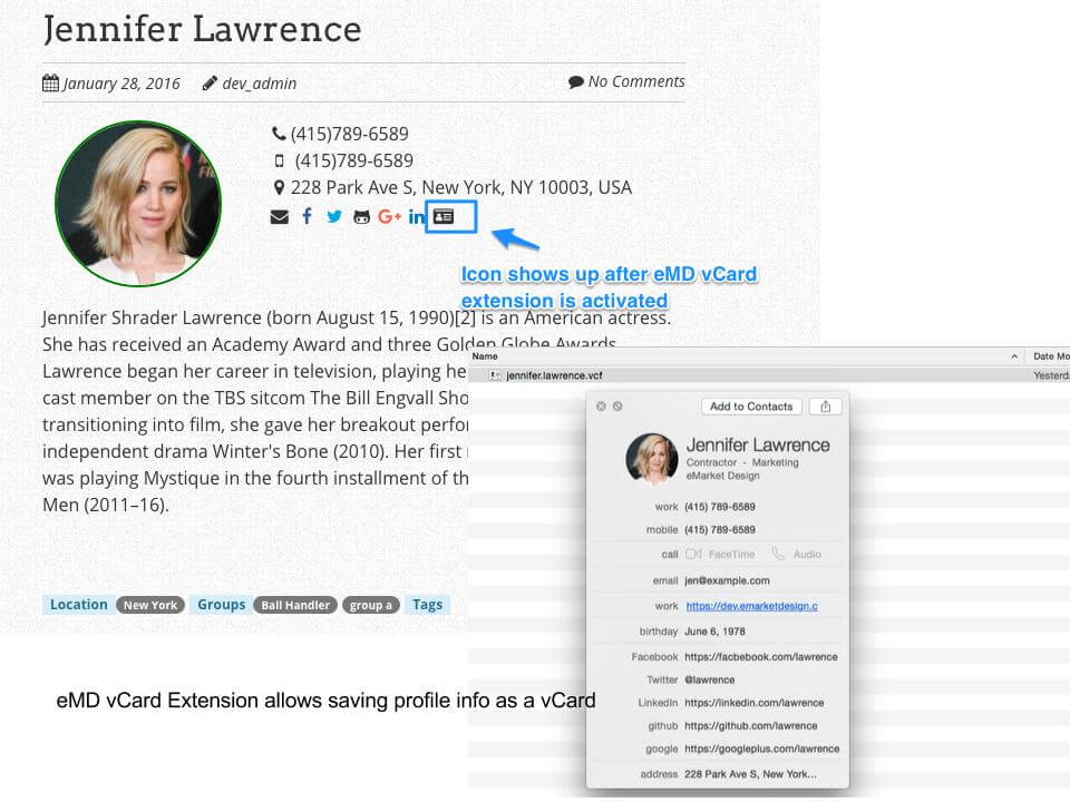 employee profiles template - Apmayssconstruction