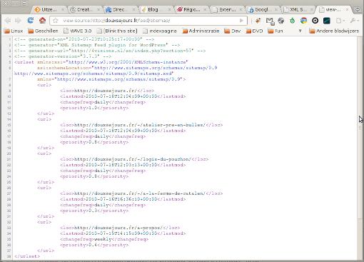 xml-sitemap-feed screenshot 2