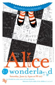 Alice in Wonderland, a P.S. 217 production