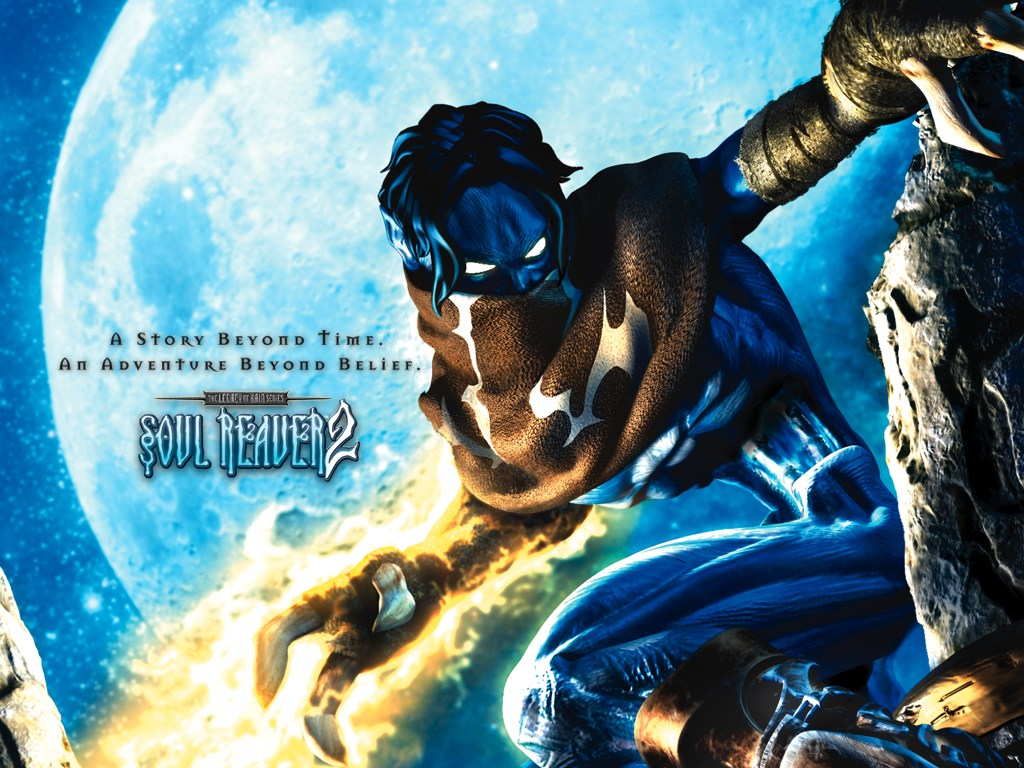 Ps4 Games Hd Wallpapers New Soul Reaver 2 Wallpaper Ign
