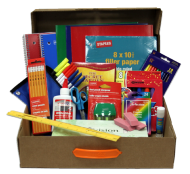 School Supply Fundraiser