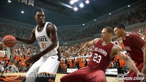NCAA Basketball 09 Qamp;A - IGN