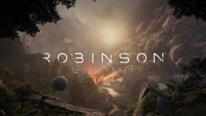 PSVR - Robinson The Journey