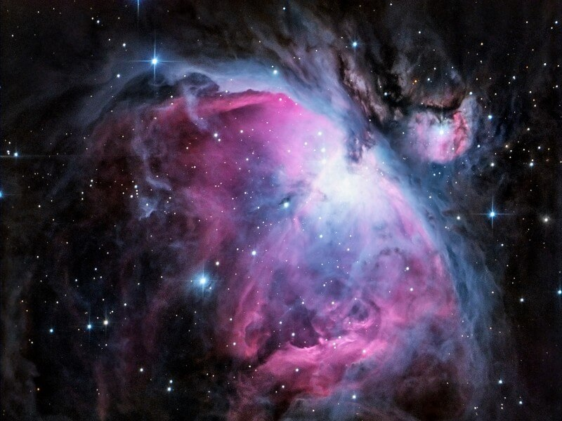 Orion Nebula Hd Wallpaper N 233 Buleuse D Orion M42 Clodoweg Astrophotographie