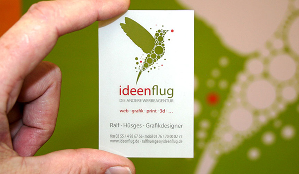 31 Elegant and Modern Business Card Examples PSDFan - name card example