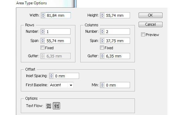 Illustrator Tutorial Create a Print Ready Trifold Menu for an