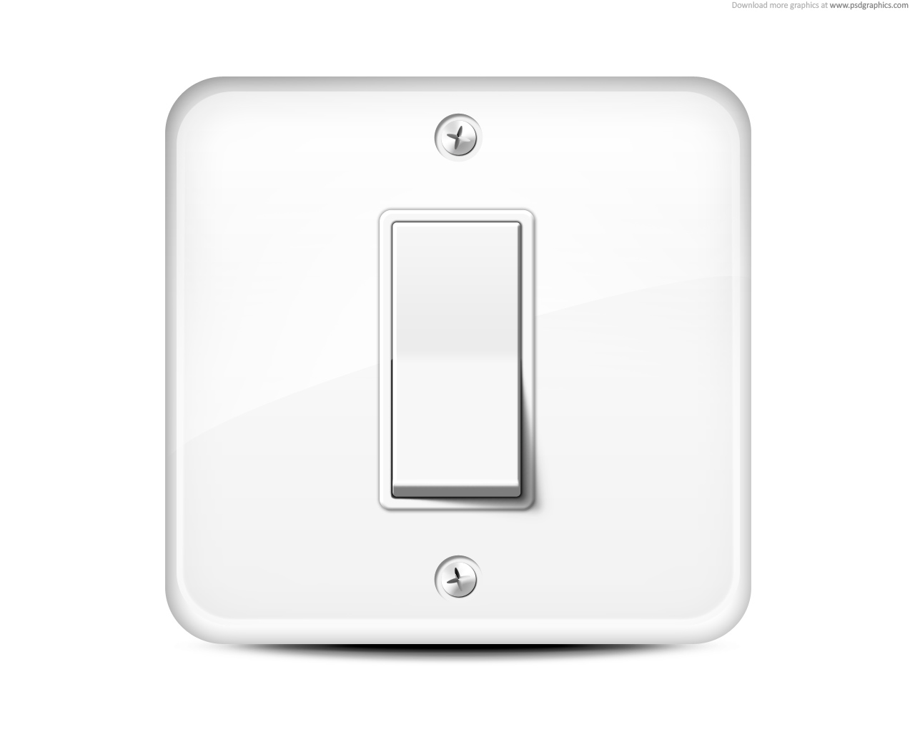 Switch Light Light Switch Icon Psdgraphics