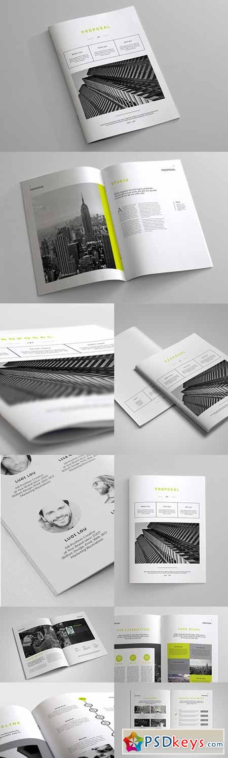 Indesign Business Proposal Template 245878 » Free Download Photoshop - download business proposal template