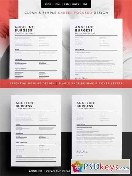 RESUME » page 36 » Free Download Photoshop Vector Stock image Via