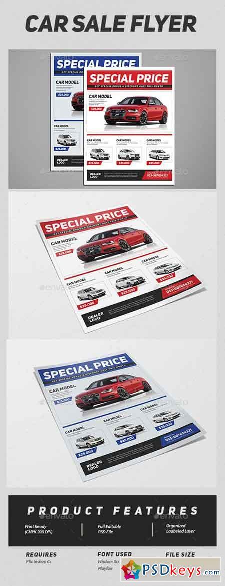 Car Sale Flyer 15682936 » Free Download Photoshop Vector Stock image - car for sale flyer