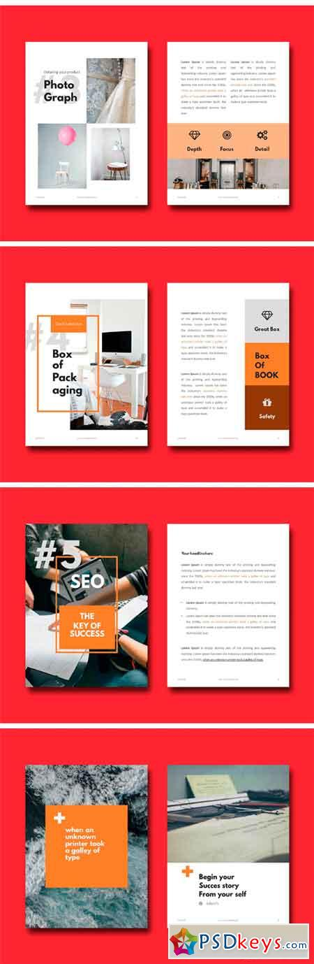 Ebook Tips - Powerpoint Template 2222862 » Free Download Photoshop