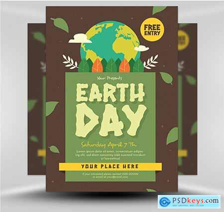 Flyer Templates » Free Download Photoshop Vector Stock image Via