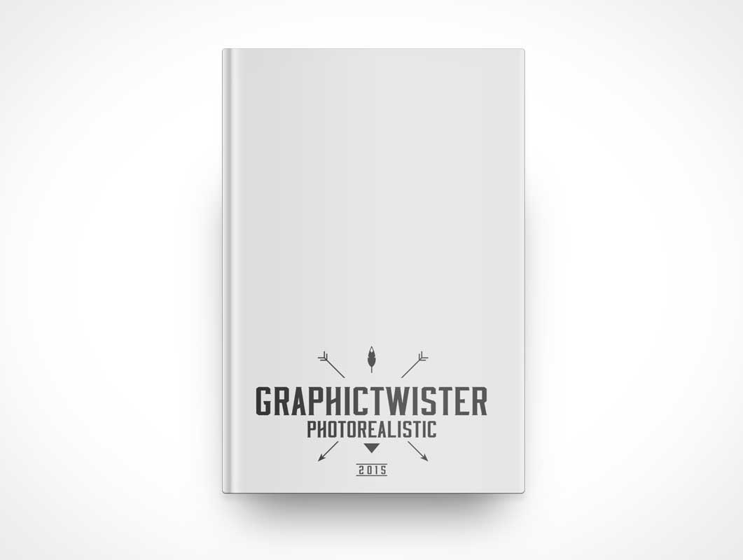 Mockup Report Psd Download Free Hardcover Book Mockup Free Psd Psd Graphic