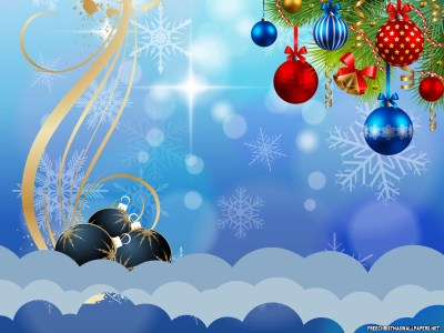 45 New Free Collection of HD Christmas Wallpapers | PSDreview
