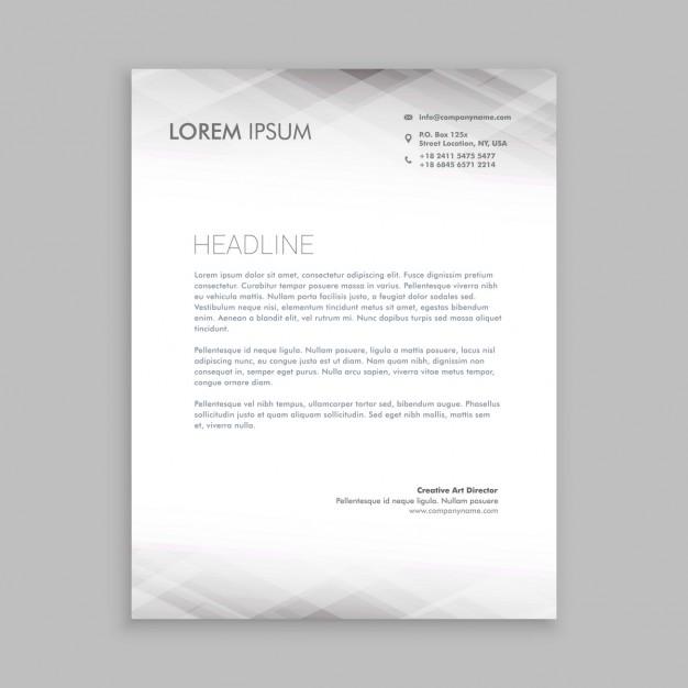 white house letterhead template - Pinarkubkireklamowe