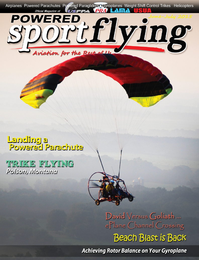 Sport Flying Powered Sport Flying Magazine