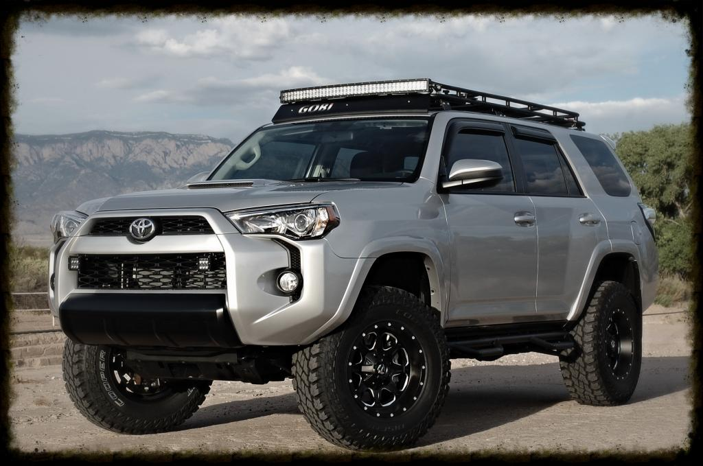 Toyota 4Runner Accessories - PSG Automotive Outfitters Truck, Jeep