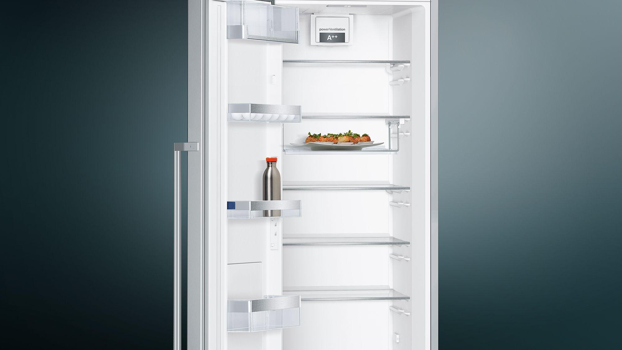 Aeg Kühlschrank Rfb52412ax : Standkühlschrank edelstahl siemens stand kühlschrank iq tür