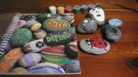 Giochi per colorare: dipingere i sassi