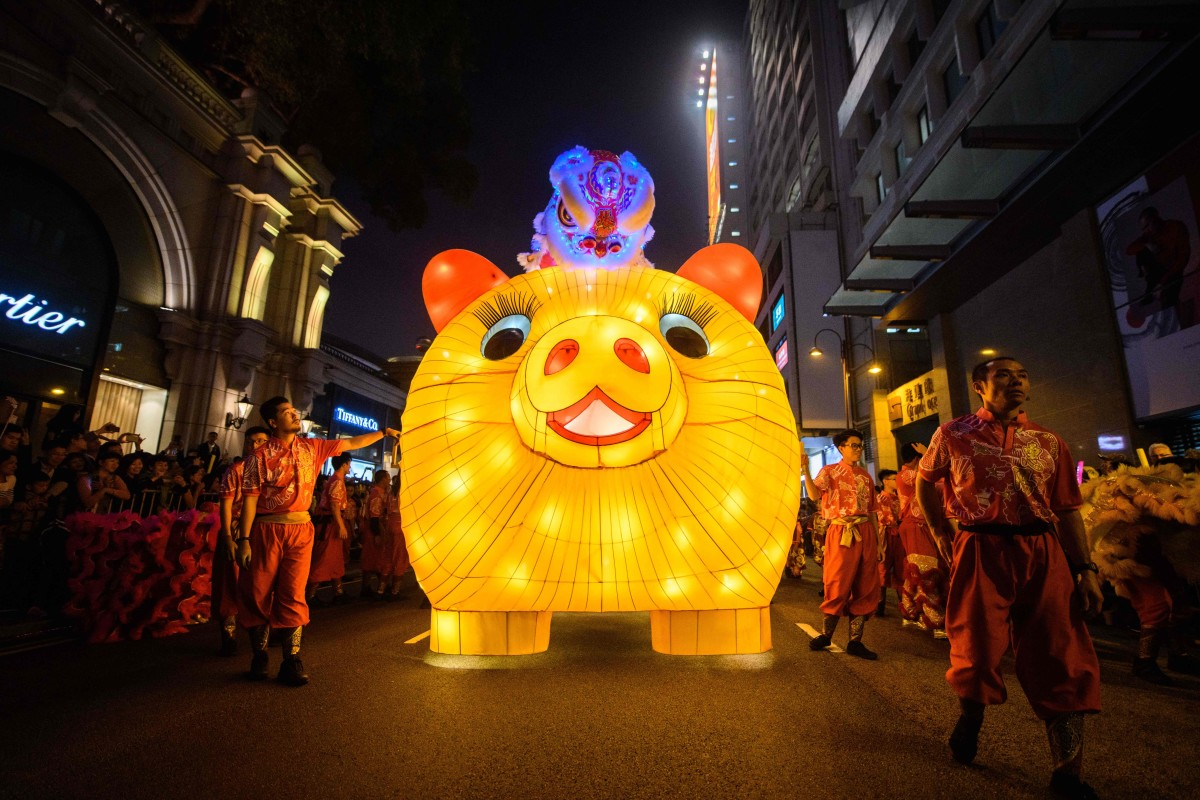 Lit Model Celebrating The Chinese New Year In 2019 In Photos Pacific