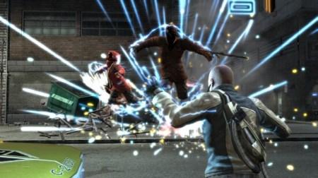 Infamous Combat