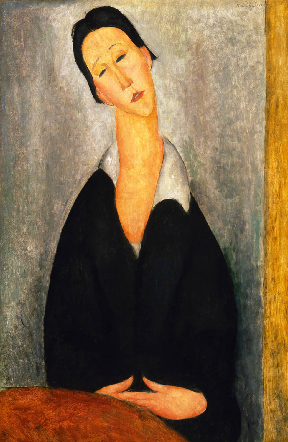 Amedeo Modigliani Pinturas Paul Wallace – Psnt.net | For Those Who Wonder