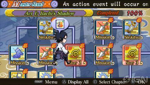 naruto ultimate ninja heroes 3.iso