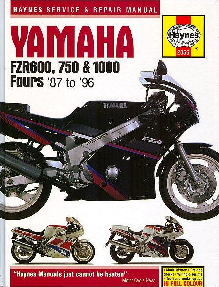 1990 Fzr Yamaha 600 Wiring Diagram - Wiring Diagrams Schema