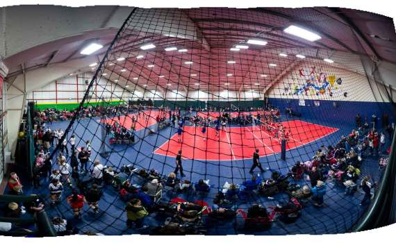 A great venue to hold a junior tournament and an even better place to train!  The PSVBA volleyball facility in the Competitive Edge Complex is located in the South Hill Mall in Puyallup, Washington.