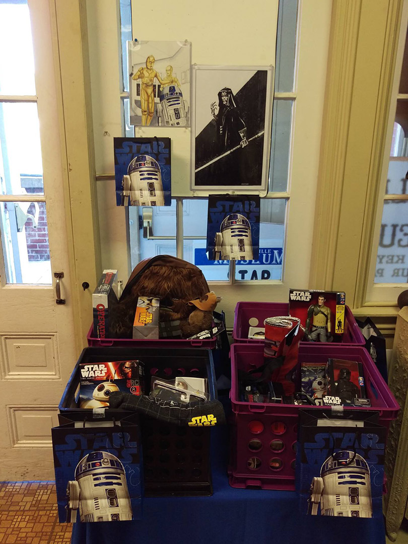 Star Wars House Items The Pennsylvania Star Wars Collecting Society Event Details