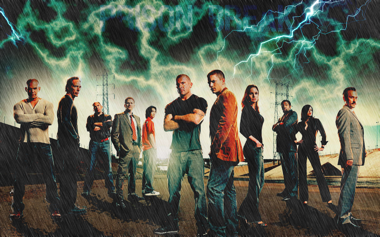 Epic Movie Hd Wallpapers Prison Break Psych0omantis