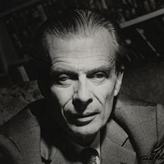NPG x131073,Aldous Huxley,by Ida Kar