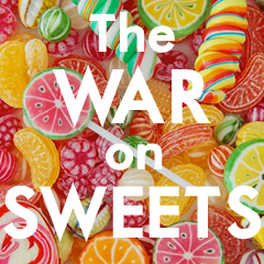 War on Sweets square240