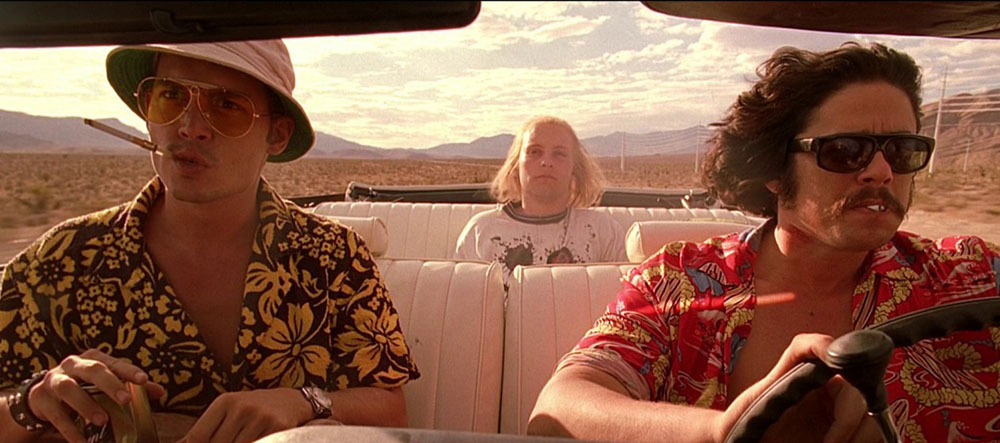 an analysis of raoul dukes chase for the american dream in fear and loathing in las vegas by hunter