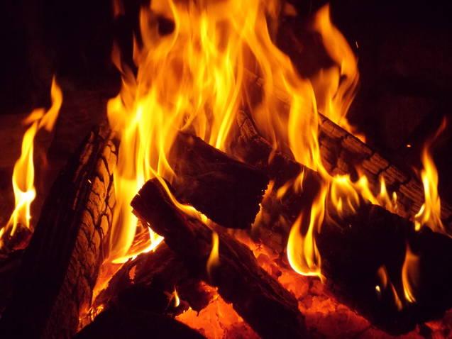 夢占い 火