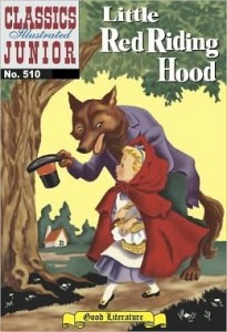 children's book cover of the dapper and charming wolf