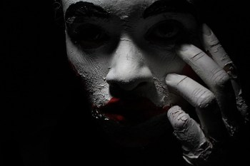 Photo of a scary clown, for the article What is a Psychopath?