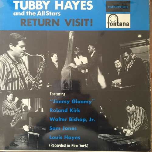 tubby hayes lp