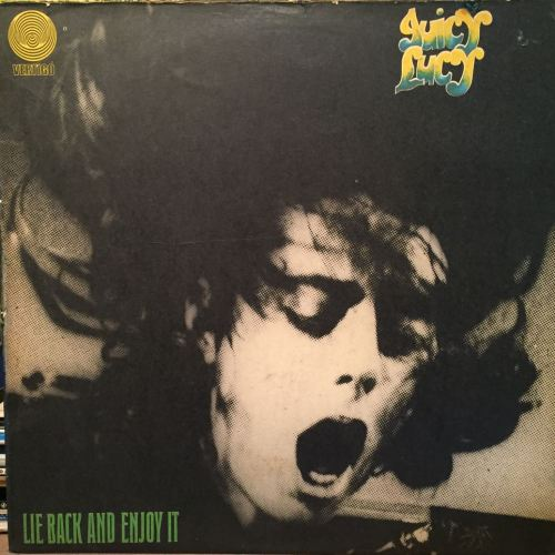 juicy lucy lie back lp