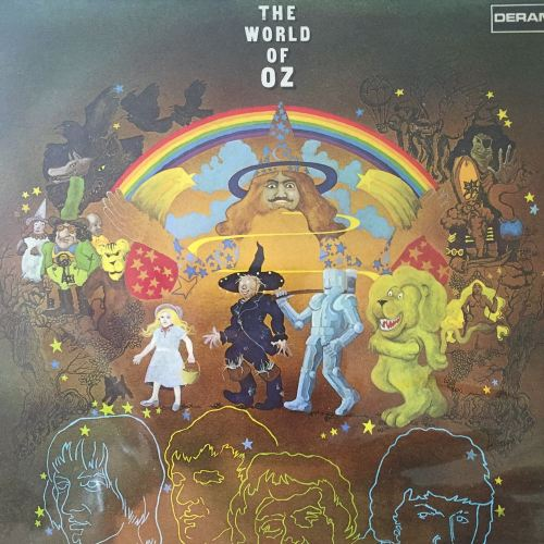 world oz lp