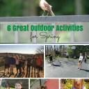 6 Great Outdoor Activities for Spring