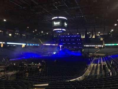 Opiniões sobre os lugares sentados em Allstate Arena, casa de DePaul