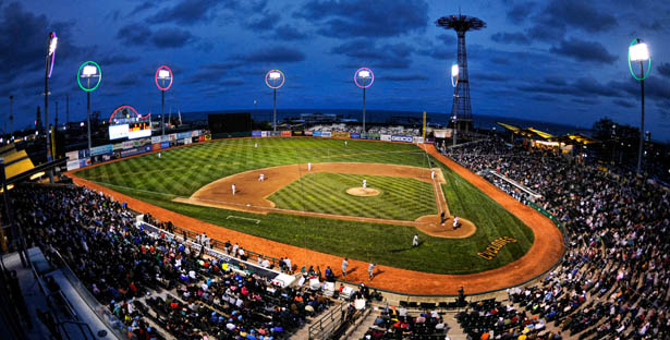 What is your favorite minor league ballpark?  baseball