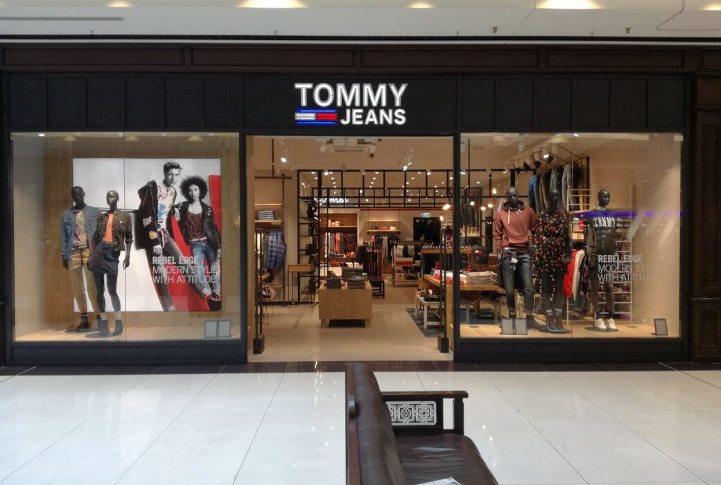 Tom Taior Tommy Jeans Berlin Lp12 Mall Of Berlin – Pth Group