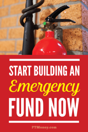 Why You Need to Start Building an Emergency Fund Now