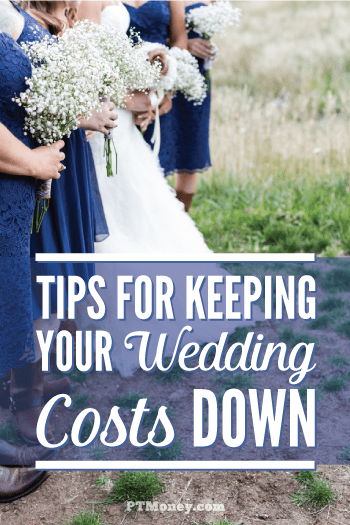 Read 5 tips on keeping your wedding costs down from a professional in the wedding industry. It can get expensive fast, so get a handle on it as early as you can! These ideas can save you a lot as you plan the wedding of your dreams!