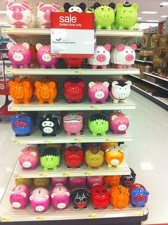 Piggy Banks for Saving